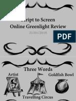 Script to Screen OGR Dark 1