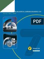 Catalogo Tubos Aceros Al Carbono Normas Din y Astm 2006 - Tubasol