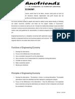 Engg Economics