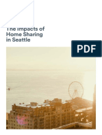 Airbnb's Seattle Economic Impact Report