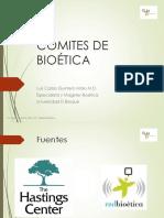 Modulo Comites de Bioetica
