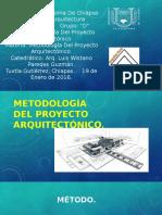 Metodología Del Proyecto Arquitectónico