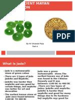 Jade on mayan civilization Presentation