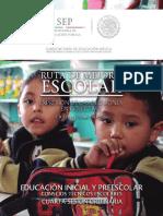 Buenas prácticas de preescolar en Zacapoaxtla