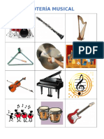 Lotería Musical