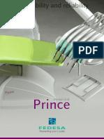 Fedesa Prince manual