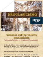 El Neoclasisimo