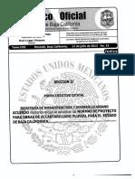 Normas Pluvial SEC II 12 JULIO 2013