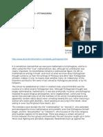 greek mathematics- greek mathematics - pythagoras
