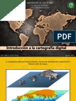 Historia de La Cartografía Digital