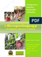 International Handbook of Ecopedagogy... a Project for a New Eco Sustainable Civilization1