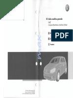Libretto d'istruzioni Volkswagen Golf 6