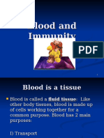 blood and immunity powerpoint