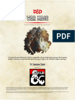New Feats for 5E Dungeons & Dragons | Melee Weapons | Unrest
