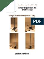 Upright Pendulum