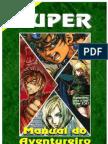 3D&T Super Manual do Aventureiro Básico