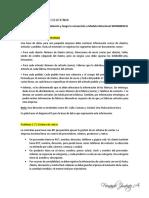 GUÍA de EJERCICIOS Modelo Entidad Relación Tarea5