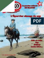ZOO n°15 - Magazine de bandes dessinées français - Rivista fumetti francese - French strip magazine