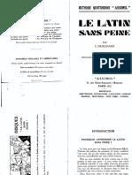 Assimil - Le Latin Sans Peine.pdf
