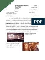 Informe Sobre La Visita Al Congreso de La República (1)