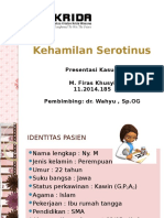 PPT SEROTINUS firaz