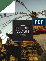2016 Culture Vulture Trend Report