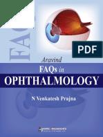 FAQs in Ophthalmology - Venkatesh, Prajna N