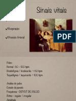 6 Aula - Sinais Vitais Pm II 2015-2 - Resumo