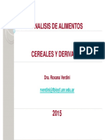 2015 Aa Cerales y Derivados
