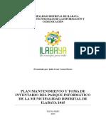 Plan Mantenimiento 2015 St_2