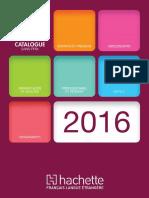 Hachette FLE - Catalogue