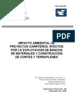 Pt. Cortes y Terraplenes