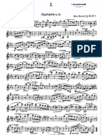 [Clarinet_Institute] Bruch 8 Pieces for Clarinet Viola and Piano Op 83