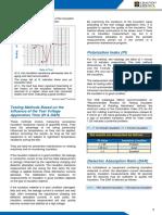 polarization index