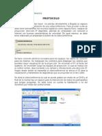 Evidencia Protocolo Videoconferencia