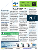 Pharmacy Daily for Fri 22 Jan 2016 - Unite for superbug fight, YouTube claims, Aust honey contaminates, Ebola vaccine deal, Alcohol in Australia and much more