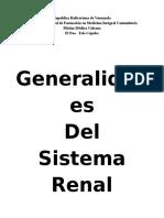 Generalidades de Los Riñones.doc