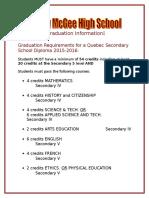 grad information 2016