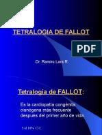 Tetraloga de Fallot CPS