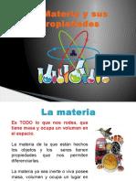 Presentación La Materia y Sus Propiedades