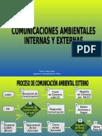 4° Comunicaciones Ambientales