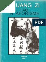 Zhuang Zi - TAO in Aforisme