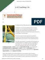 Diferencias Entre El Coaching y La Psicoterapia _ PNLnet
