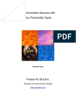 Personality Preview PDF New