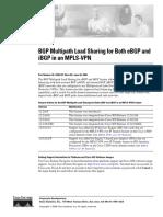 BGP Multi-path Route Reflector