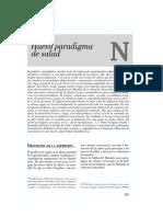 01 Paradigma en Medicina2
