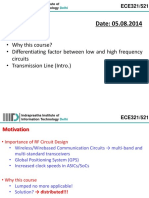 Lect_1_2014-RF Circuit Design