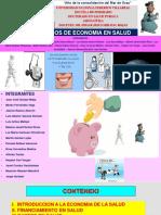 Presentacion Economia de La Salud en El Peru Final