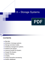 Cloud Storage Systems