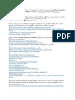 PrepareForCodeInterview Resources
